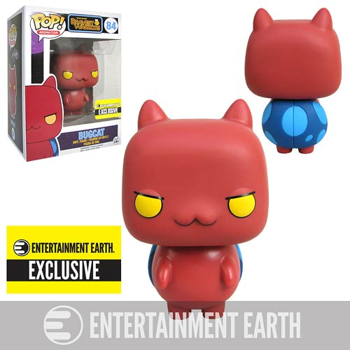 Bravest Warriors Bugcat Pop! Vinyl Figure - Entertainment Earth Exclusive