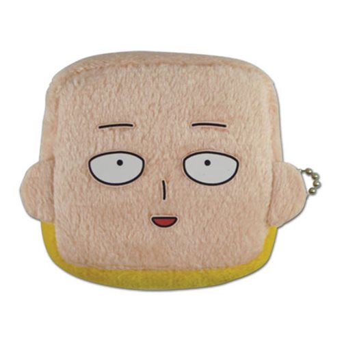 One-Punch Man Saitama Cube Coin Purse