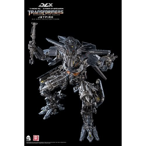 Transformers: Revenge of the Fallen DLX Jetfire Action Figure