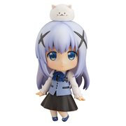 Is the Order a Rabbit? Chino Nendoroid Action Figure - 3rd-run