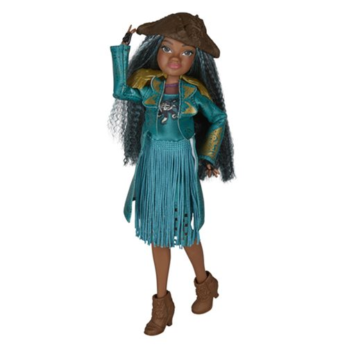 Disney Descendants Isle of the Lost Uma Doll