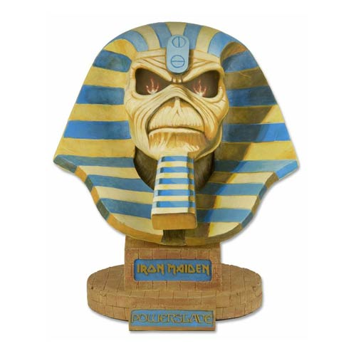 Iron Maiden Powerslave Life-Size Bust