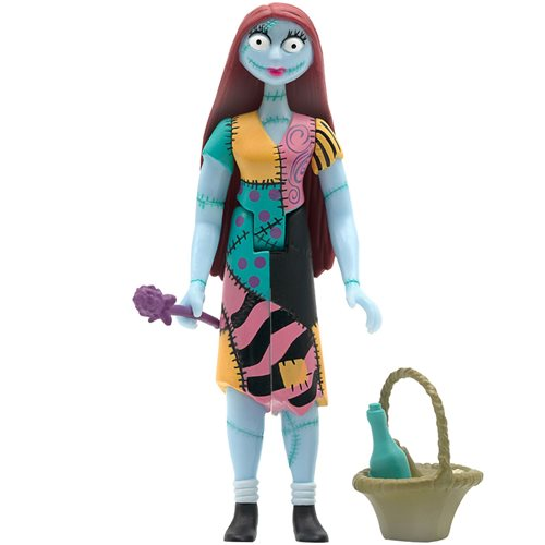 Nightmare Before Christmas Sally 3 3/4-Inch ReAction Figure