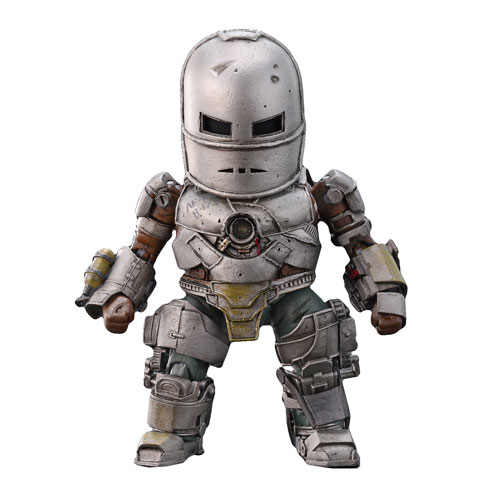 Iron Man 3 Iron Man Mark 1 Egg Attack Action Figure