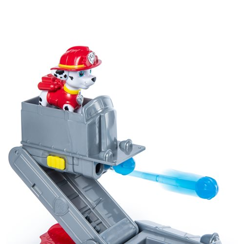 PAW Patrol Marshall Split-Second 2-in-1 Transforming Fire Truck Vehicle