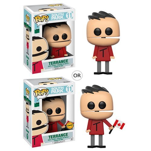 South Park Terrance Pop! Vinyl Figure #11