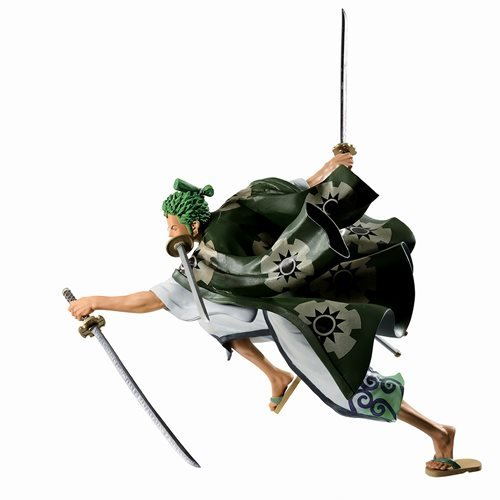 One Piece Zorojuro Full Force Ichiban Statue