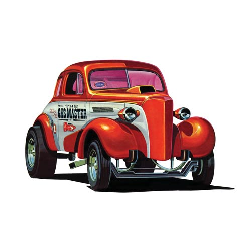 1937 Chevrolet Coupe Model Kit