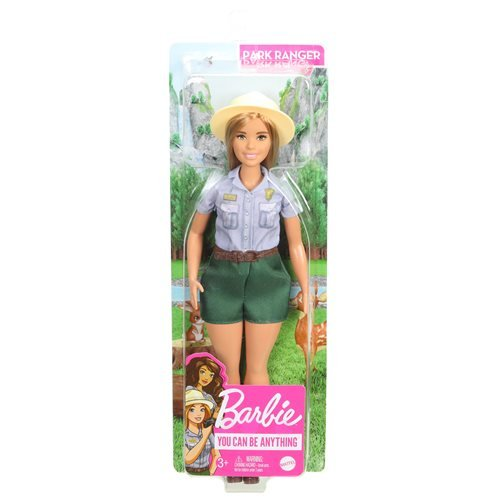 Barbie Park Ranger Doll