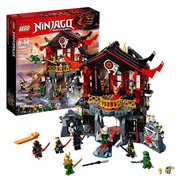 LEGO Ninjago TV Series 70643 Temple of Resurrection