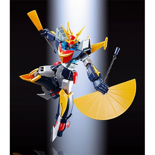 Invincible Steel Man Daitarn 3 GX-82 Muteki Koujin Daitarn 3 F.A. Soul Of Chogokin Action Figure