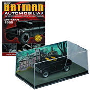 Batman #555 Die-Cast Vehicle with Collector Magazine