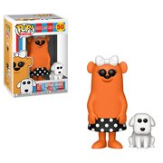 Otter Pops Little Orphan Orange Pop! Vinyl Figure, Not Mint