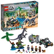 LEGO 75935 Jurassic World Baryonyx Face-Off: The Treasure Hunt