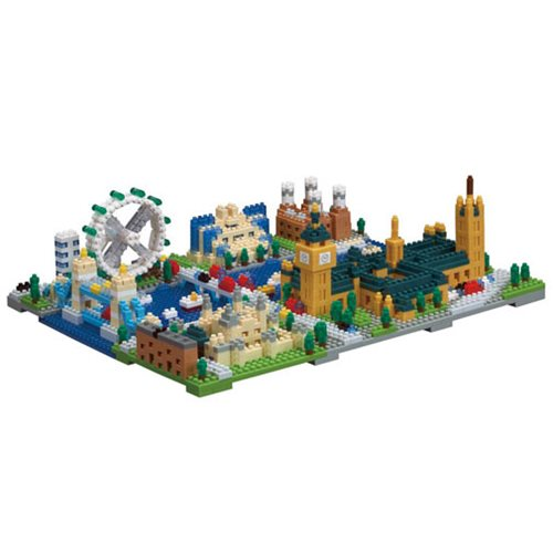 London Nanoblock Figure