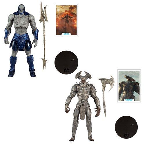 DC Zack Snyder Justice League 10-Inch Mega Figure Set of 2