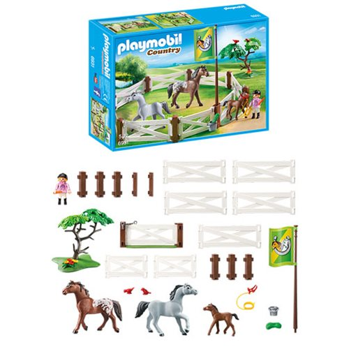 Playmobil 6931 Country Horse Paddock Gate