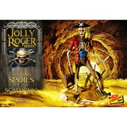 Jolly Roger Series: The Shining Spoils of the Scallywag 1:12 Scale Model Kit