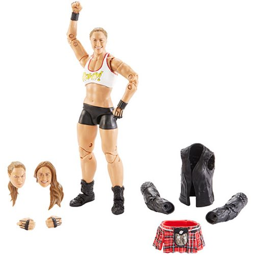 WWE Ultimate Edition Wave 1 Action Figure Set