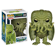 H.P. Lovecraft Cthulhu Pop! Vinyl Figure