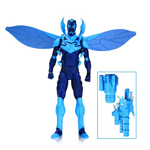 DC Icons Blue Beetle Action Figure