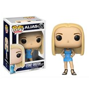 Alias Sydney Bristow Blonde Pop! Vinyl Figure, Not Mint