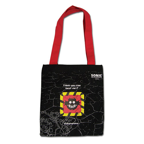 Sonic the Hedgehog Mr. Eggman Tote Bag