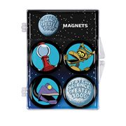 Mystery Science Theater 3000 Magnet 4-Pack