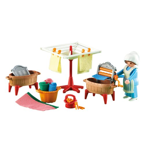 Playmobil 6526 Medieval Laundress