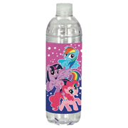 My Little Pony: Friendship is Magic Pink Acrylic Twist Top Water Bottle