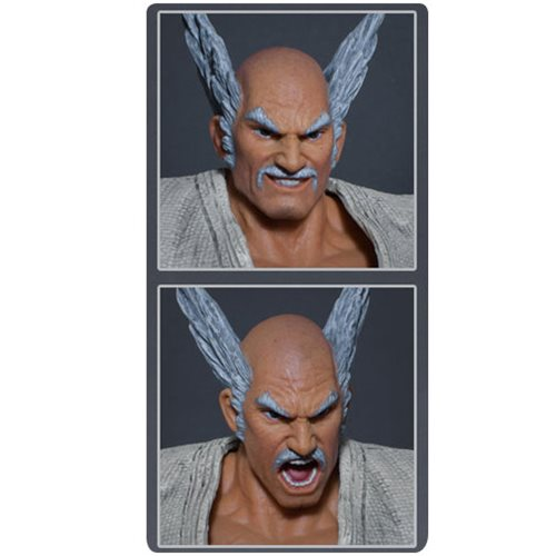 Tekken 7 Heihachi Mishima Special Edition 1 12 Scale Action Figure