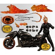 Ghost Rider and Hell Cycle One:12 Collective Action Figure Set
