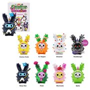 Tokidoki Cactus Bunnies Mini-Figures 16-Pack Display Tray