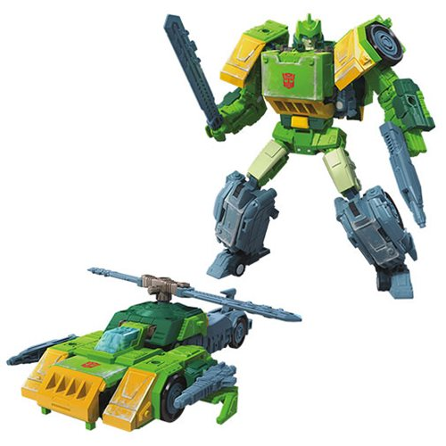 Transformers Generations War for Cybertron: Siege Springer