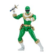 Power Rangers Zeo Legacy Green Ranger Action Figure
