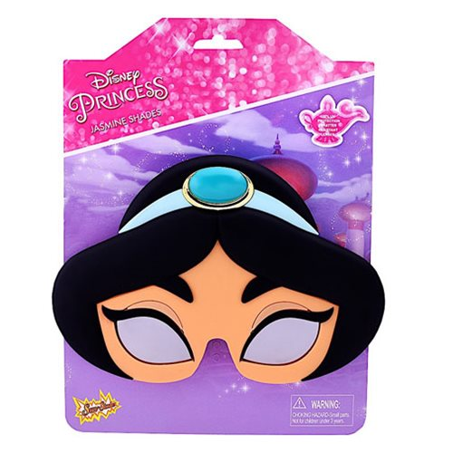 Aladdin Princess Jasmine Sun-Staches