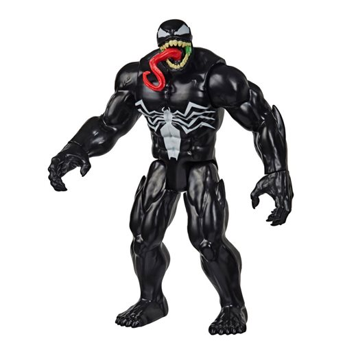 Spider-Man Maximum Venom Titan Hero Series 14-Inch Action Figure