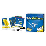Telestrations Party Game Spanish Edition