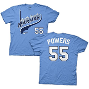 Eastbound & Down Myrtle Beach Mermen Blue T-Shirt
