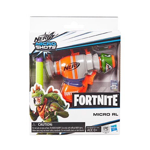 Fortnite Microshots Nerf Blasters Wave 1 Set