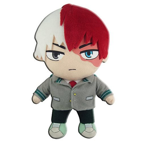 My Hero Academia Shoto Todoroki Uniform Plush