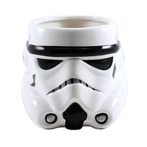 Star Wars Stormtrooper Head 3D Mug