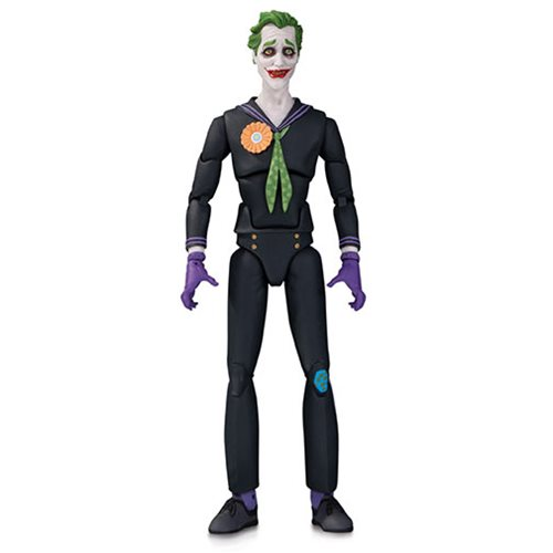 DC Designer Series Bombshells Joker Action Figure