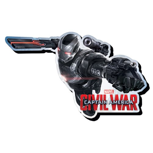 Captain America: Civil War War Machine Funky Chunky Magnet