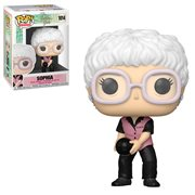 Golden Girls Sophia Bowling Uniform Pop! Vinyl Figure
