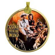 Gone with the Wind Series 3 Hanging Glass StarFire Print