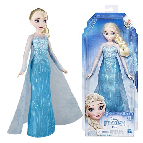 Frozen Classic Fashion Elsa Doll