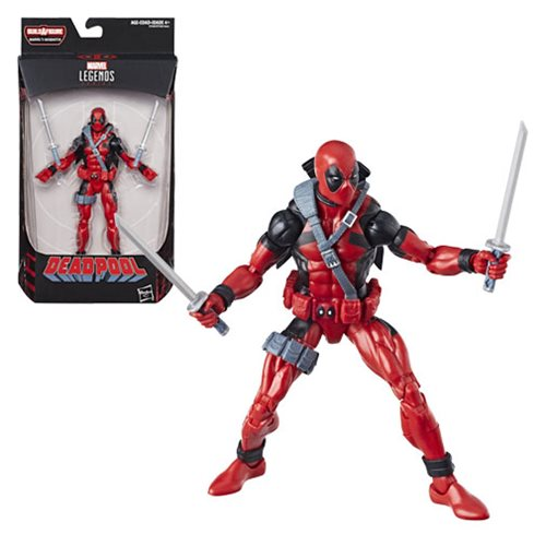 Deadpool Marvel Legends 6-Inch Deadpool Action Figure