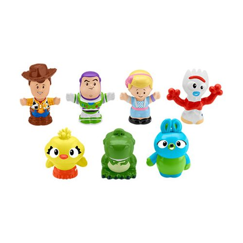 Toy Story Little People Mini-Figure 7-Pack