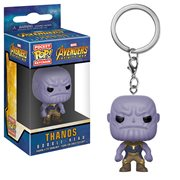 Avengers: Infinity War Thanos Pocket Pop! Key Chain